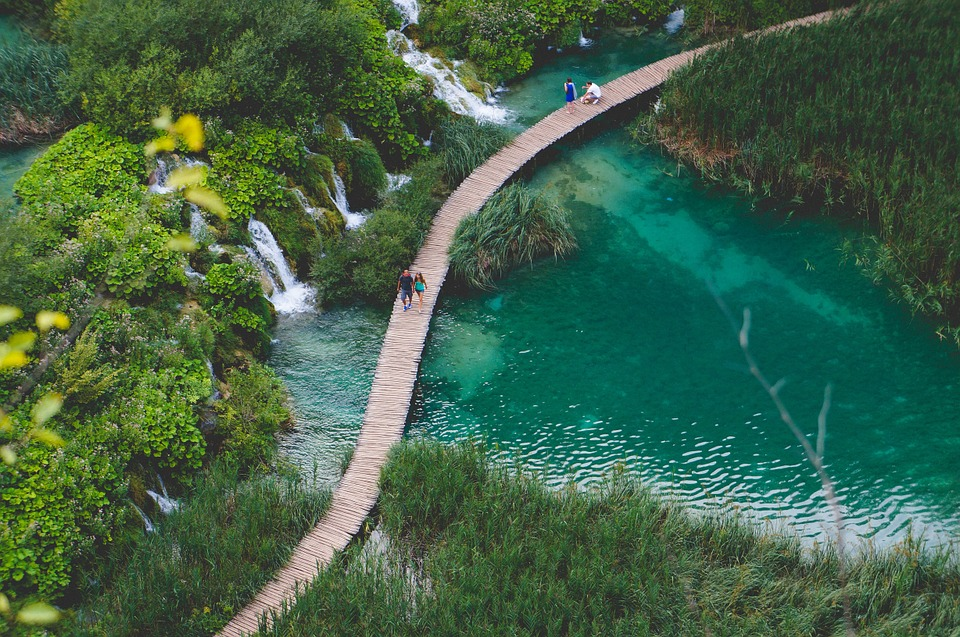 plitvice lake croatia 7 Best Countries to Visit in Europe for Exchange Students on a Budget