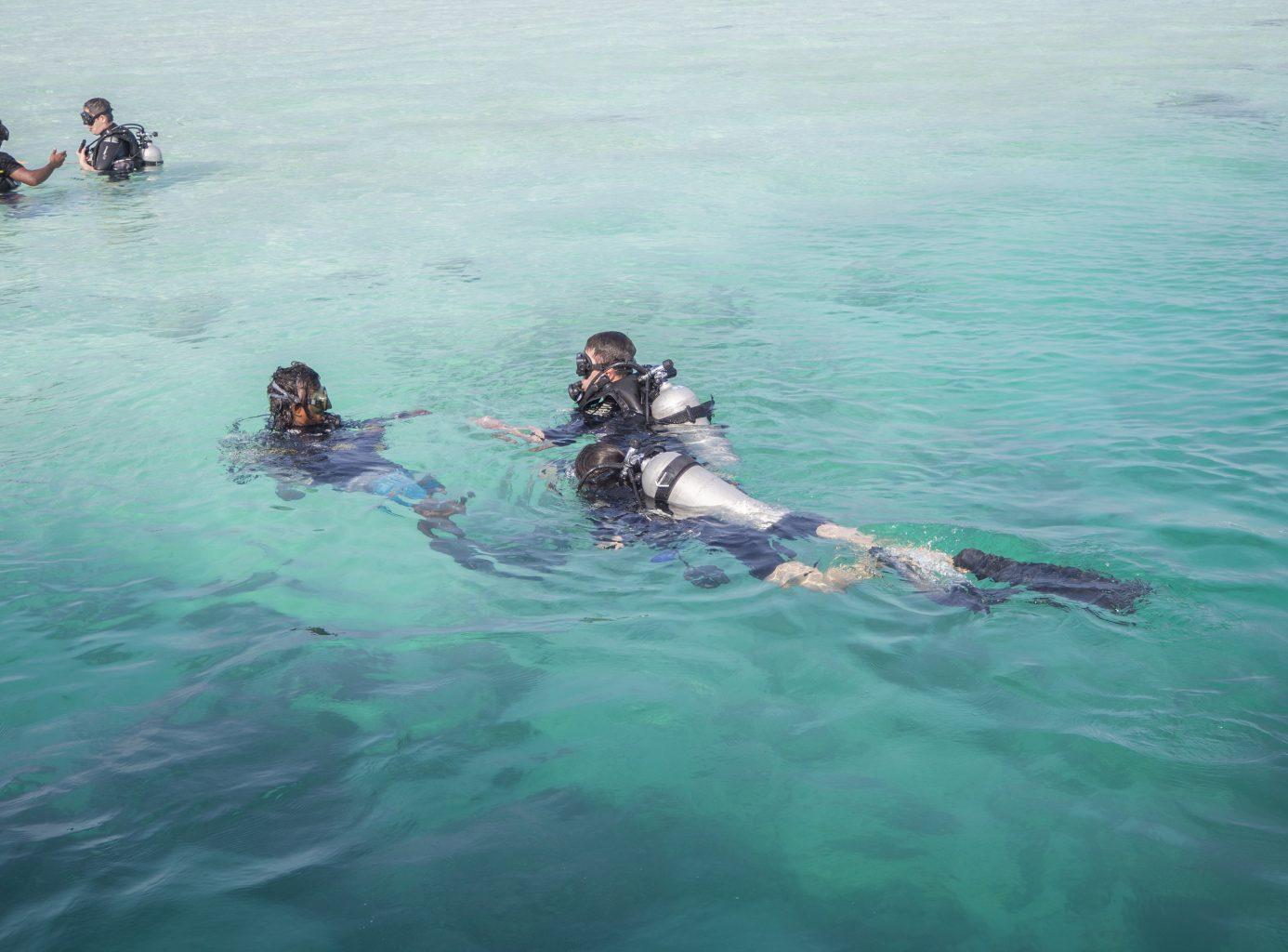 Maldives Maafushi diving