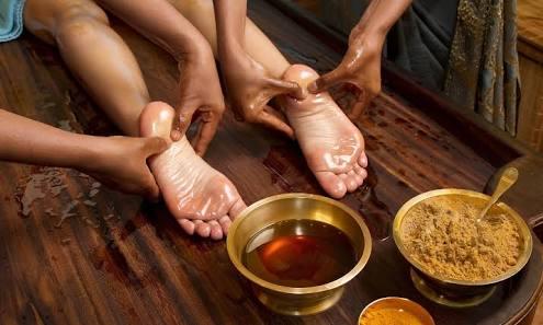 ayurvedic massage kerala india