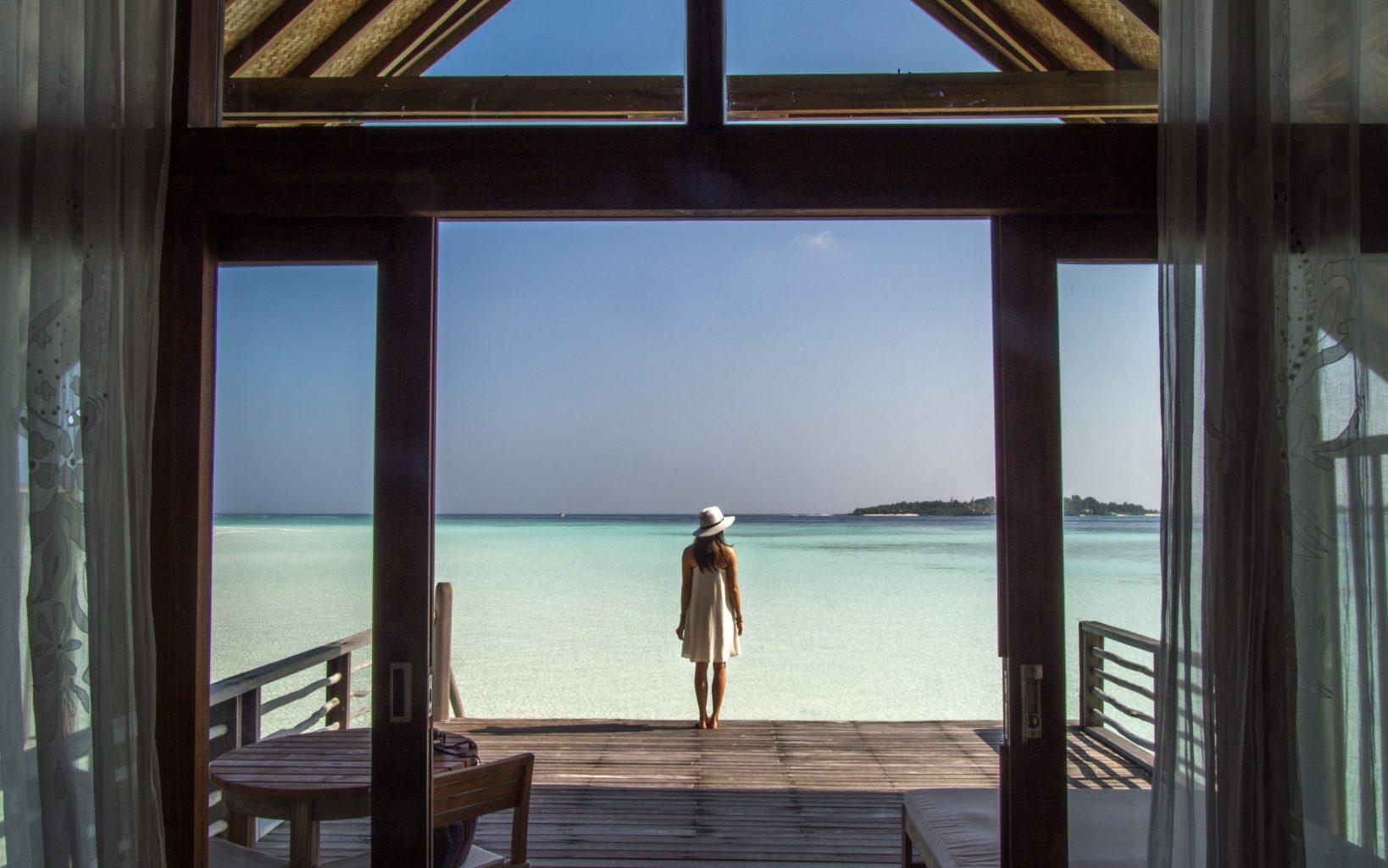 maldives COMO-Cocoa-Island-loft-villa-indoor
