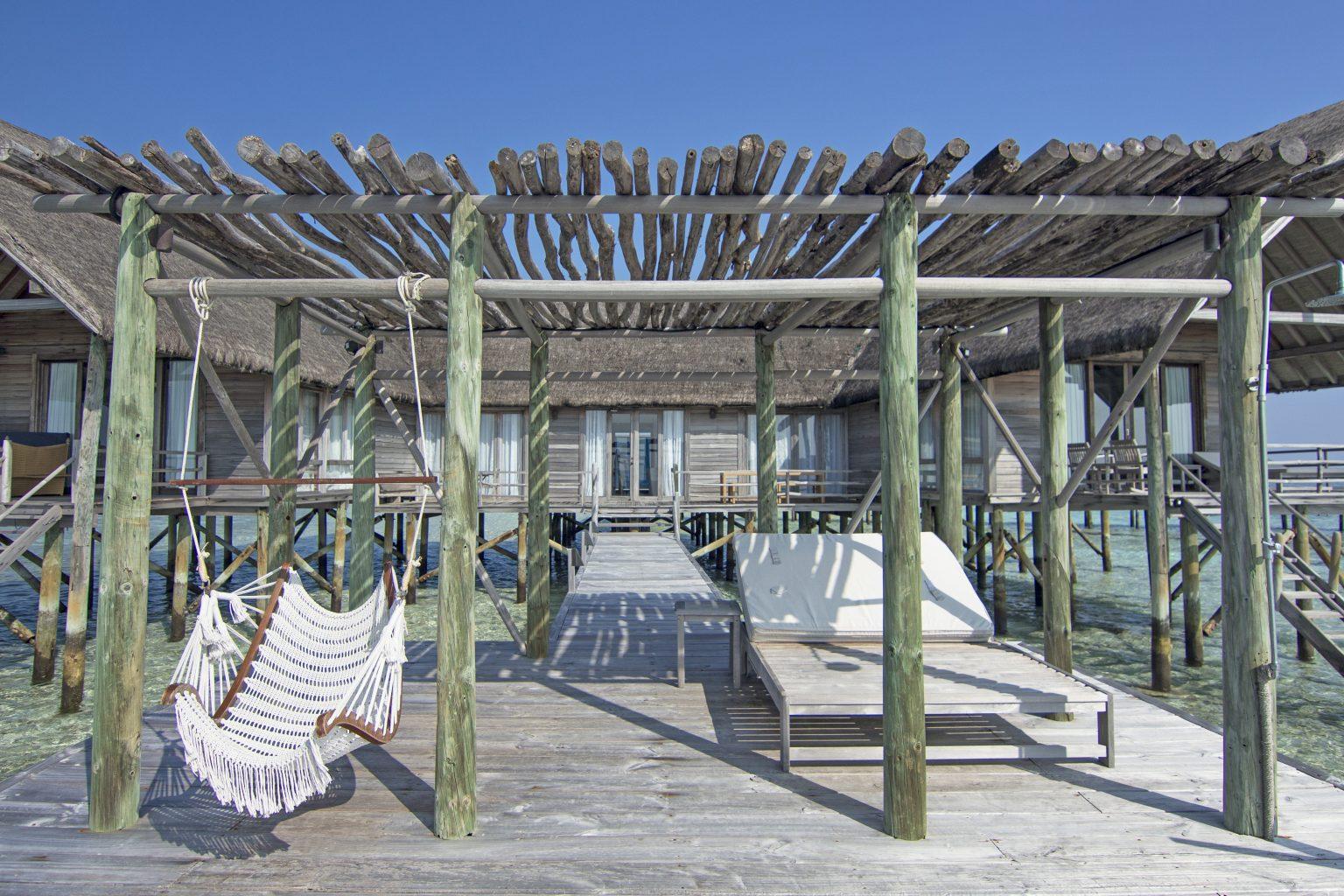 maldives COMO Cocoa Island outdoor terrace