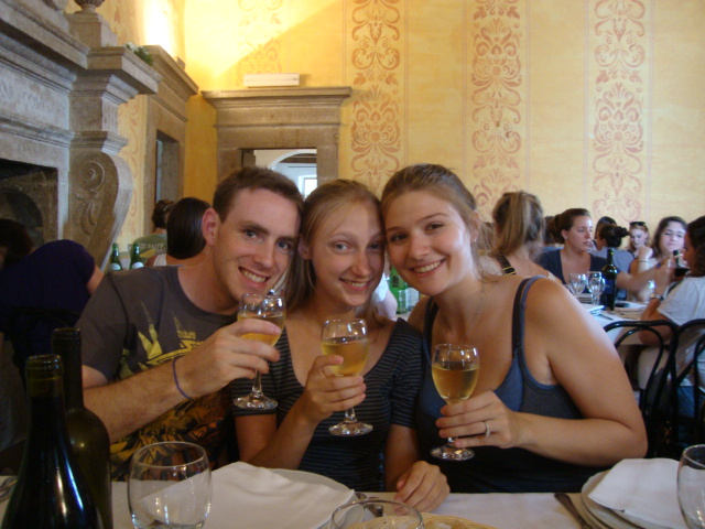 Student Travel Series #9: When in Rome, do what the Romans do