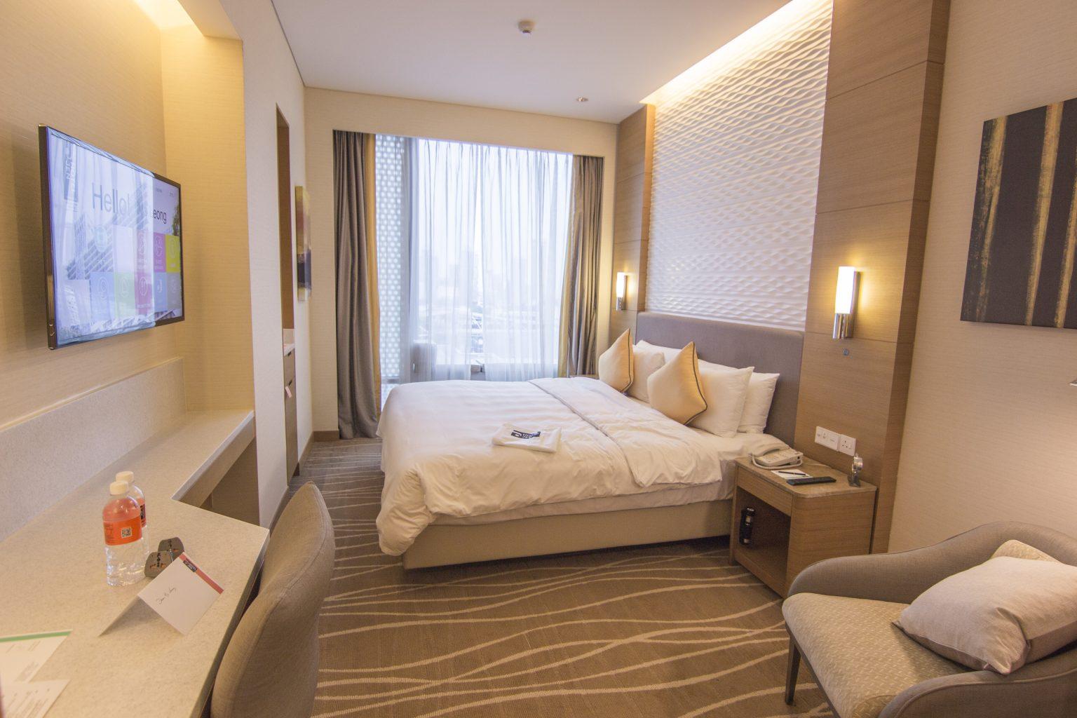 Hotel Jen Orchardgateway Singapore Hotel Review Bel