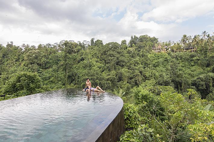 High Tea At Hanging Gardens Of Bali, Ubud, Bali