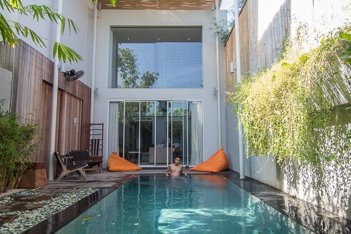 Hu'u Villas, Seminyak, Bali Loft Room-13
