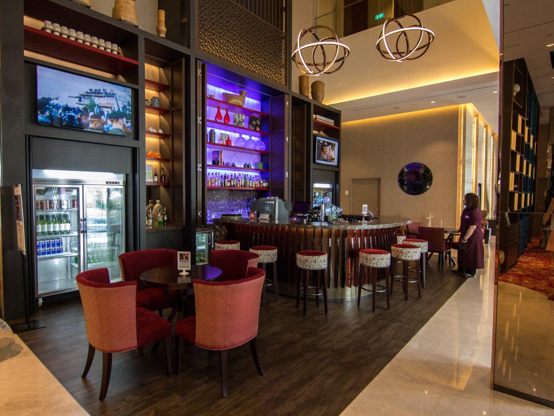BARtistry@One22 Mercure Singapore Bugis bar