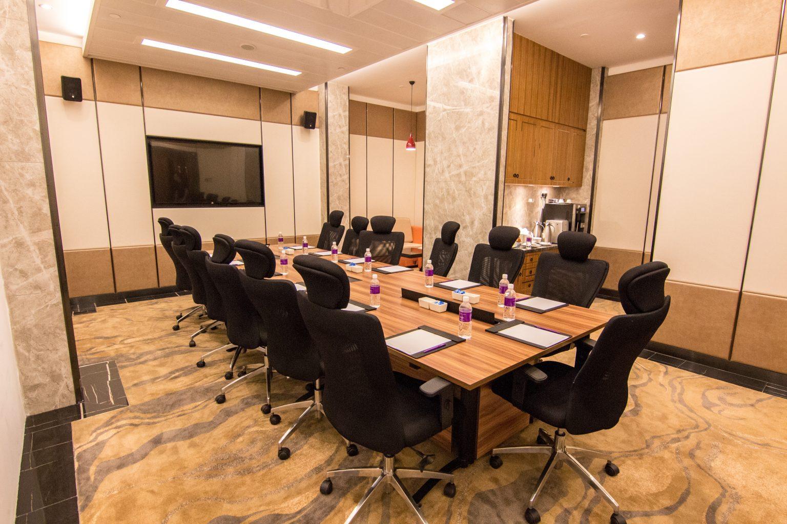 Mercure Singapore Bugis meeting room