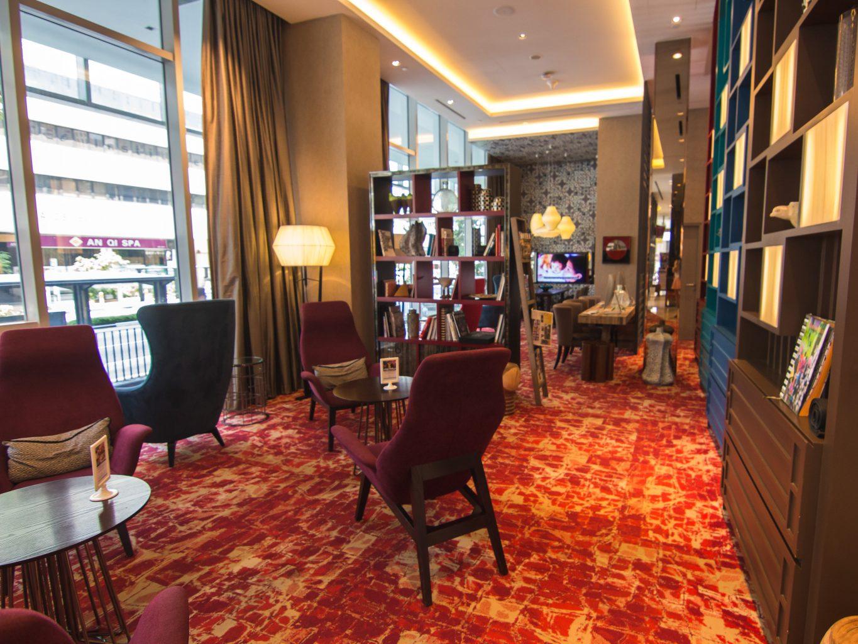 Mercure Singapore Bugis – Hotel Review