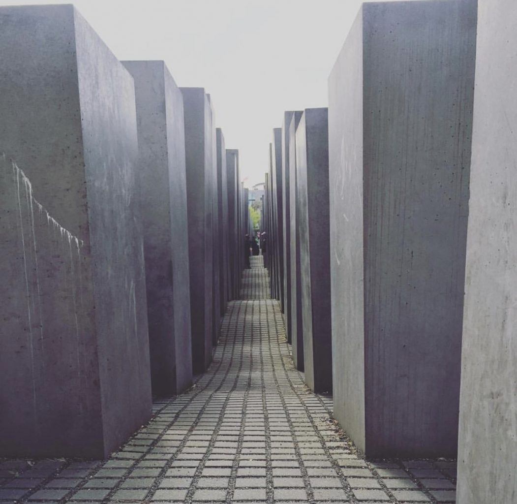 The Holocaust Memorial things must do when visiting Berlin