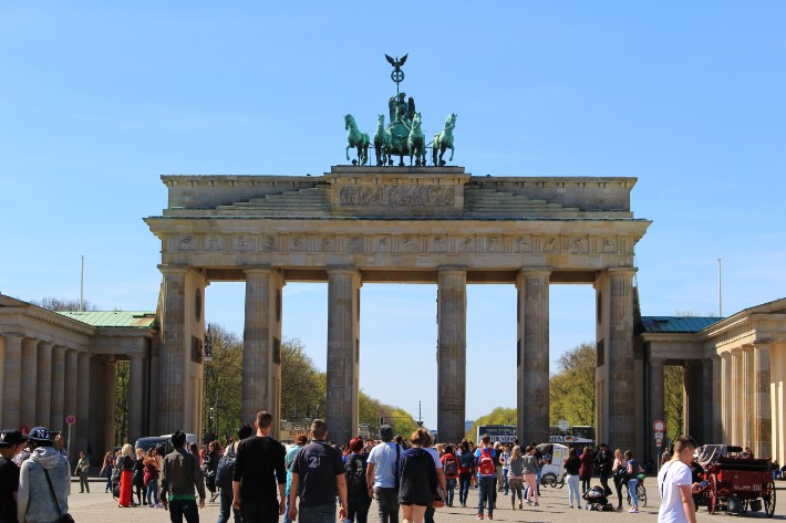 bradenburg tor, 36 hours in berlin, top things to do in berlin