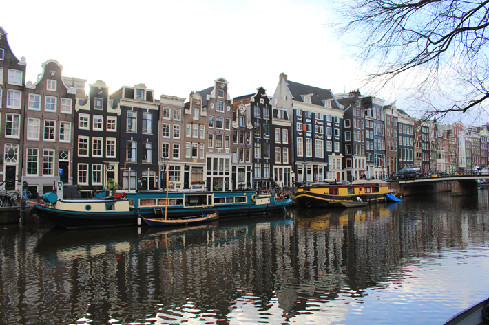 Canal Cruises, amsterdam