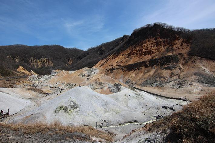 Jigokudani (Hell Valley) entrance