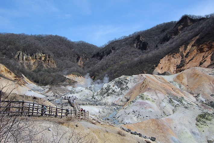 Jigokudani (Hell Valley)