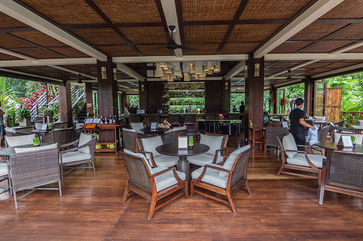 The Garden Bar, hanging gardens of bali ubud