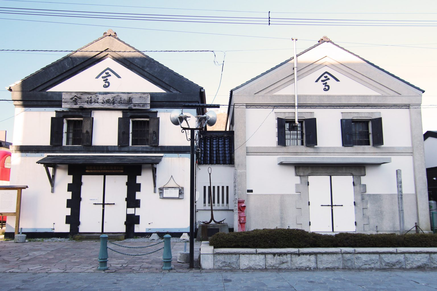 streets old houses Hakodate & Toya - 6-Day South Hokkaido Itinerary, hakodate itinerary, things to do in hakodate, what to do in hakodate, hakodate must eat