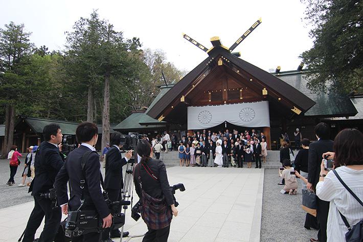 hokkaido shrine sapporo