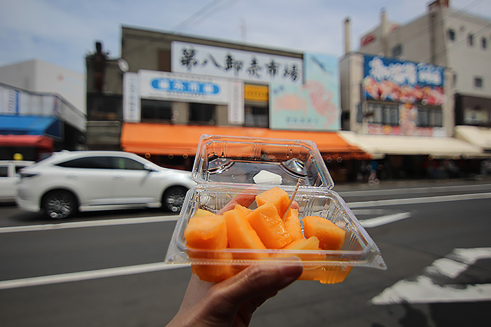 yubari king melon, what to eat in sapporo, best food in sapporo, sapporo must eat, hokkaido famous food, best time to visit hokkaido, south hokkaido itinerary, what to do in hokkaido