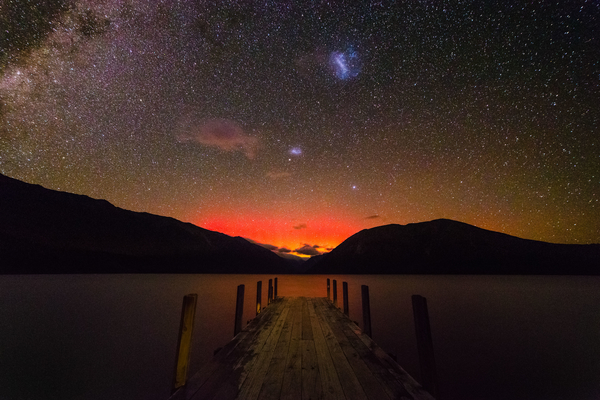 New Zealand's Southern Lights