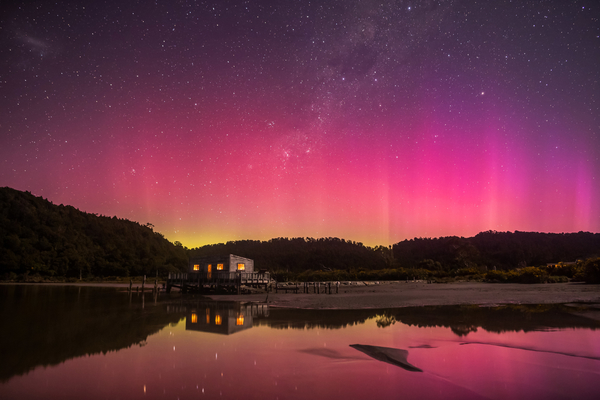 Tips for Catching New Zealand's Southern Lights