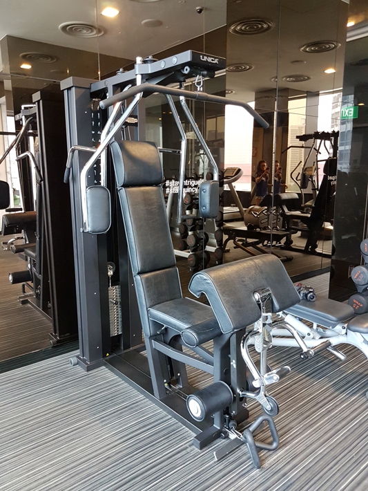 Quincy-Hotel-gym-equipment