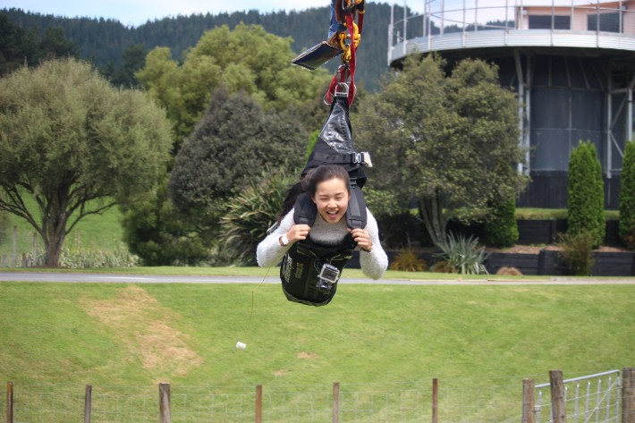 Swoop Velocity Valley Agroventures Rotorua New Zealand