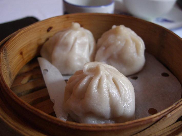 pork buns dumpling chinese