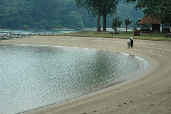 Kusu-Island-Singapore nature park beach
