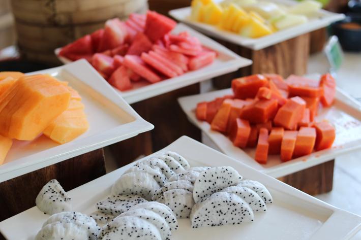 PARKROYAL on Pickering fruits-buffet-breakfast