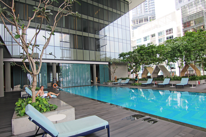 Oasia Hotel Downtown, Singapore – Hotel Review