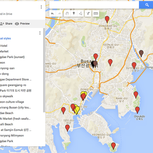 How To Export Your Google Map Itinerary To Your Phone Use It