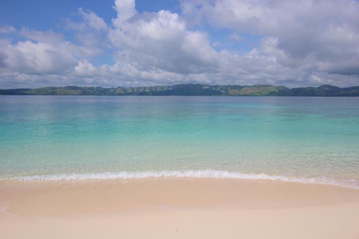 club paradise palawan coron beach