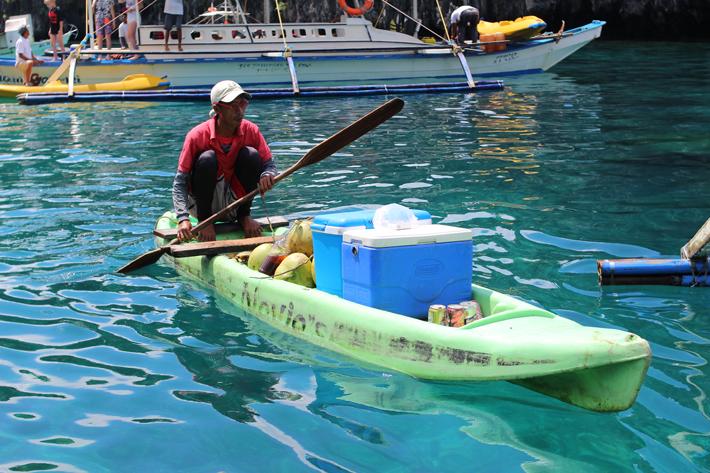 el nido coconut sea kayak