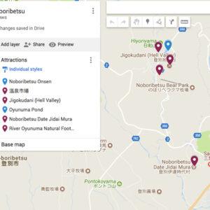 noboribetsu-Hokkaido-map