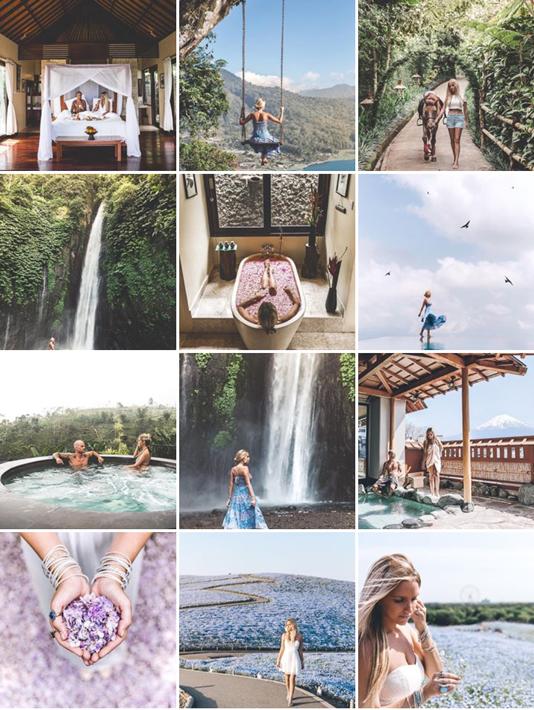xkflyaway travel instagrammers