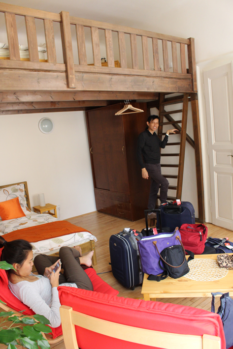 Prague Airbnb Czech Republic