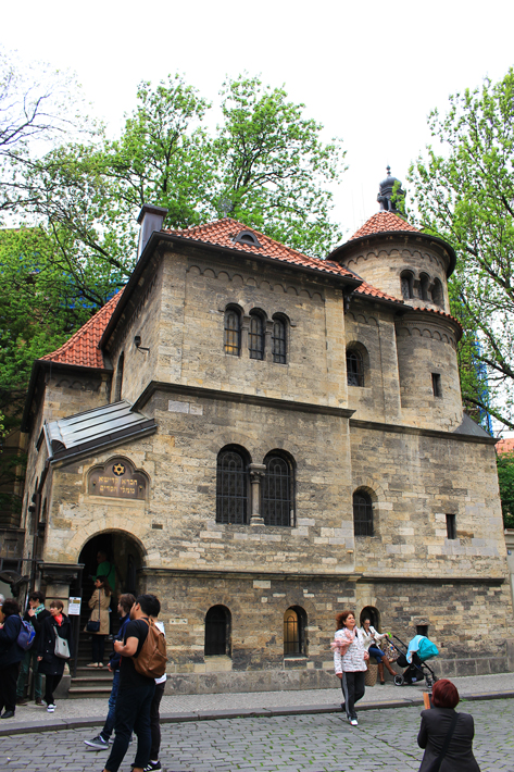 Jewish quarter, 3 days in prague, places to visit in prague