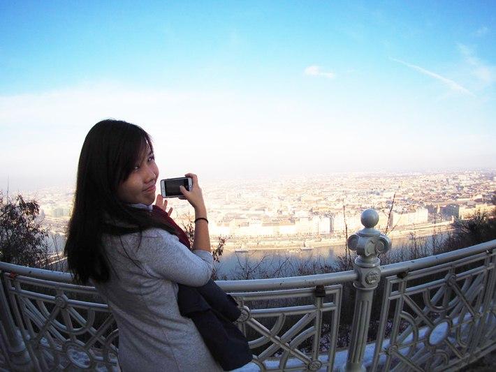 budapest cheryl student travel series