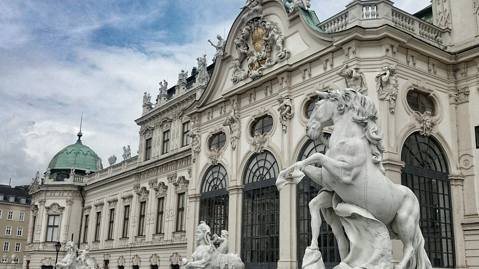 the-palace-vienna christmas europe