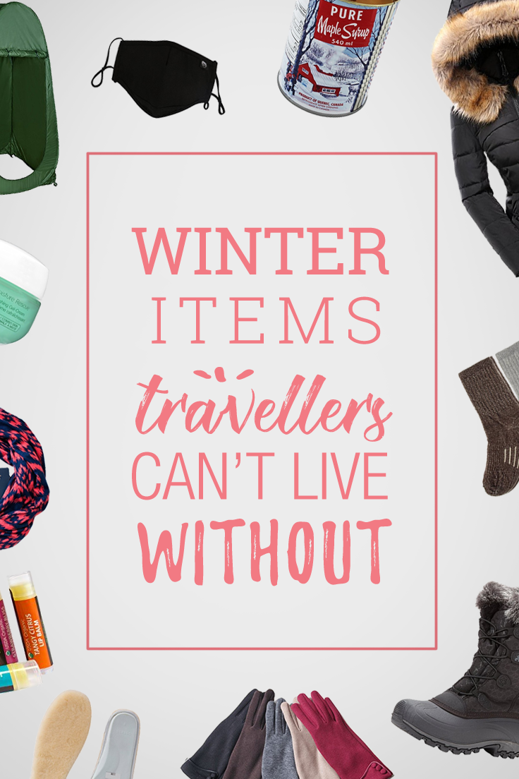 winter items pinterest