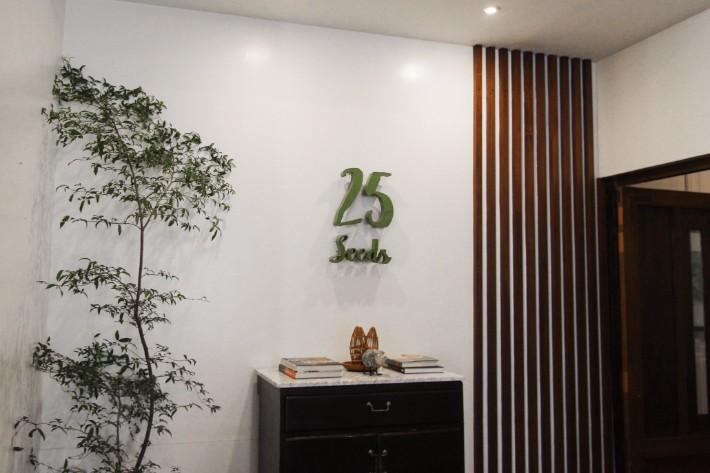 25 seeds restaurant Clark Philippines