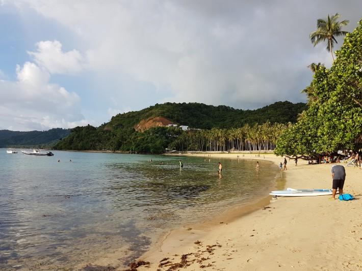 Las Cabanas beach, El Nido copy