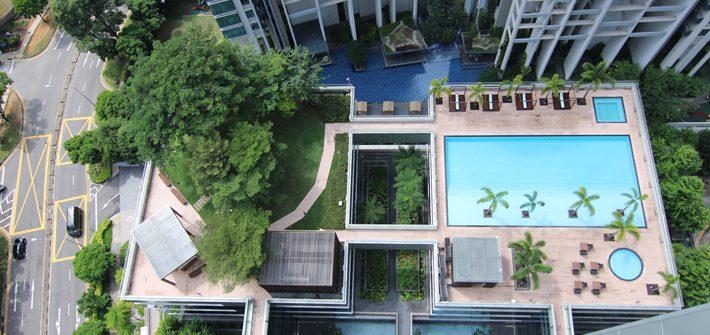 Oasia Hotel Novena pool-jacuzzi