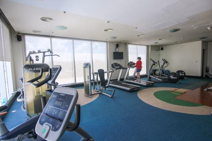 Park Inn by Radisson Davao gym