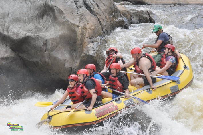White Water Rafting Cairns Australia