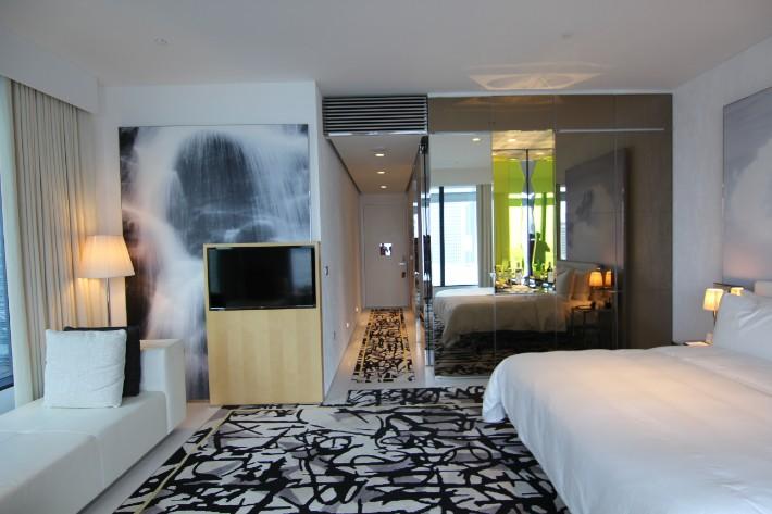 JW Marriott South Beach King Premier Room