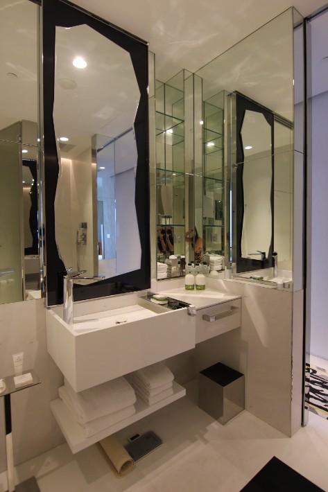 JW Marriott South Beach bathroom