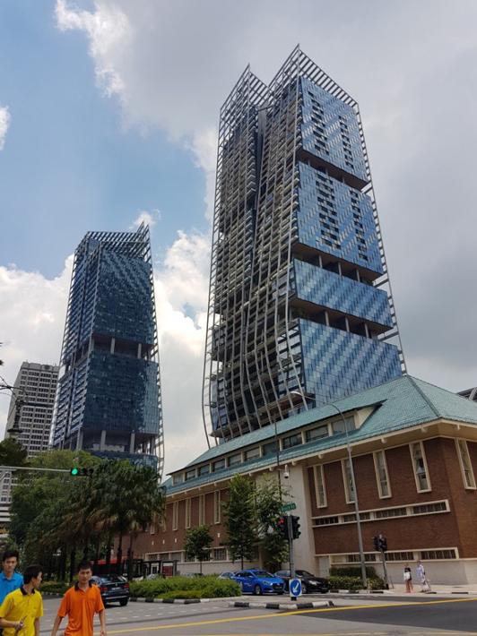JW Marriott South Beach building