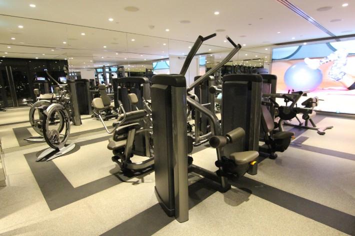 JW Marriott South Beach gym