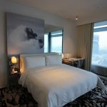 JW Marriott South Beach king bed