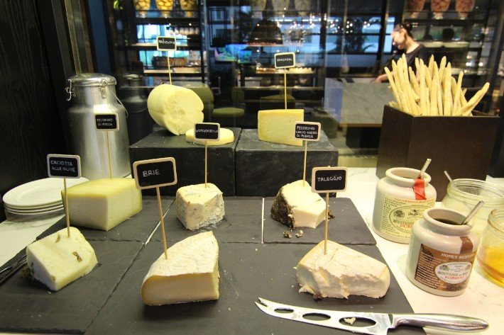 beach road kitchen cheese